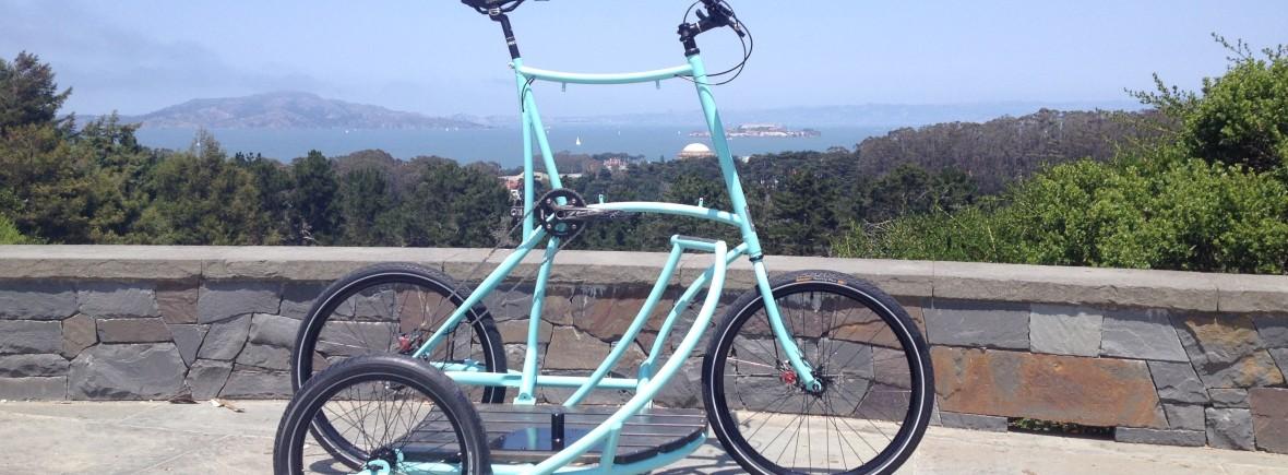 sidecar tallbike freakbike retrofiet
