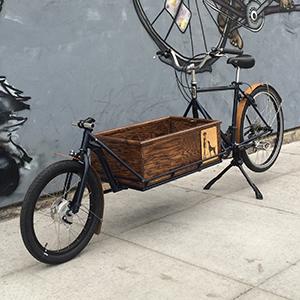 Retrofiet Cargobike bakfiets