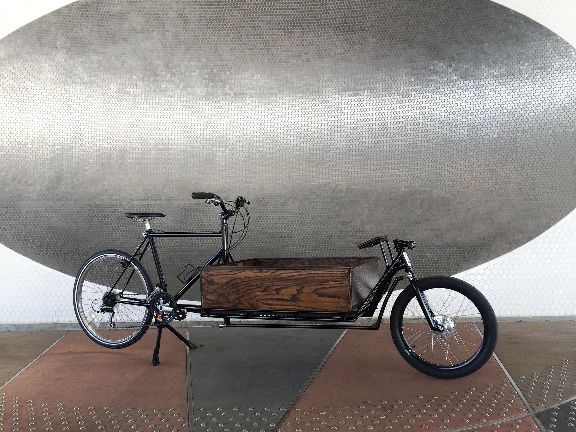 cargobike portland pdx retrofiet fietsofstrength bakfiets boxbike