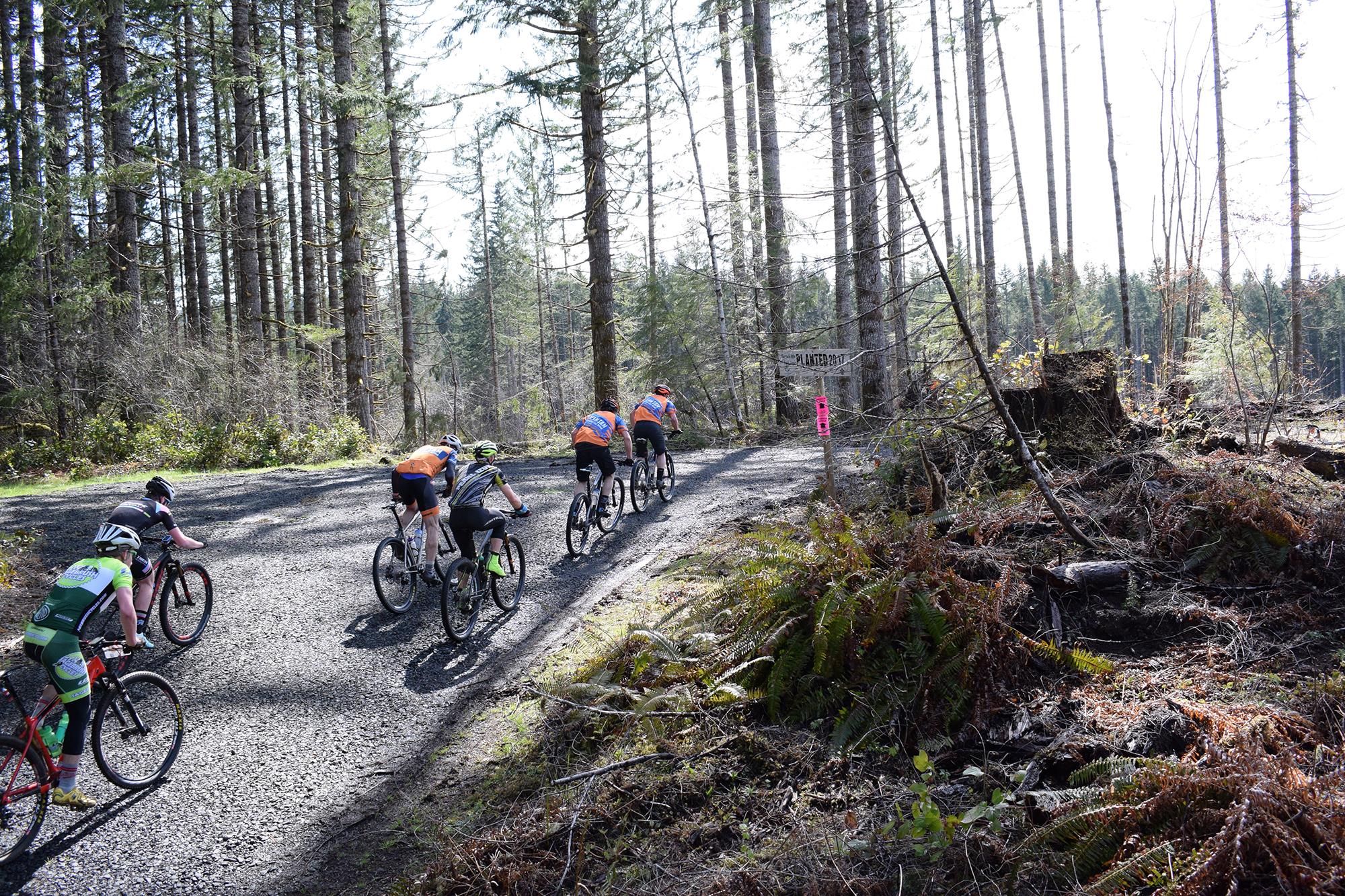 mudslinger XC sellwood cycle team s&m