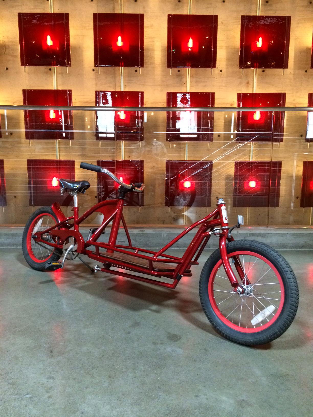 mini cargo bike cargobike bakfiets kids bike