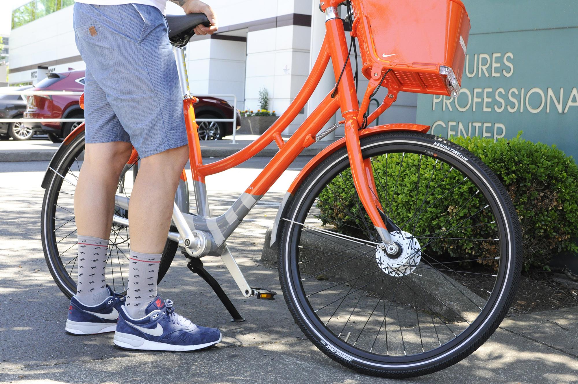 biketown portland the athletic community