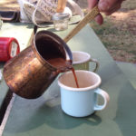 turkish camp coffee